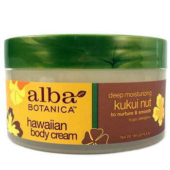 Купить Alba Botanica Body Cream Kukui Nut 180 g