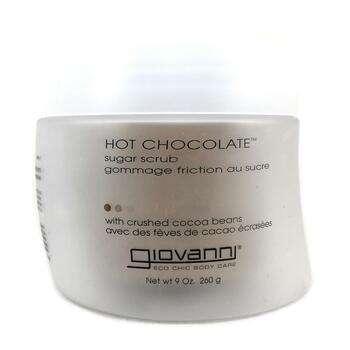 Купить Hot Chocolate Sugar Scrub 260 g (Джованні Гарячий шоколад цукр...