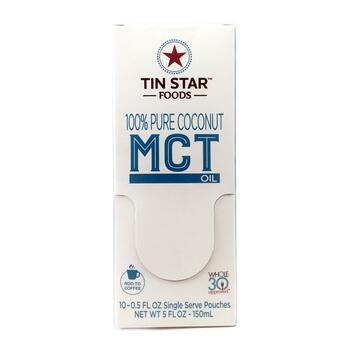 Купить Кокосовое масло MCT 10 пакетиков