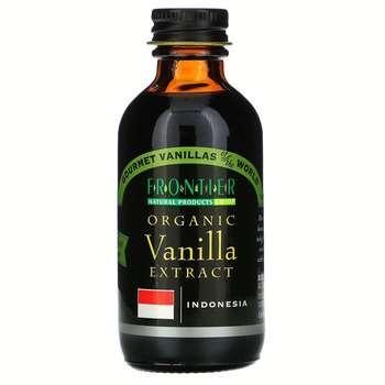 Купить Organic Vanilla Extract 59 ml (Frontier Органічний екстракт ва...