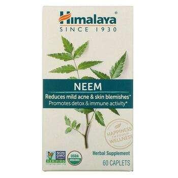 Купить Herbal Healthcare Neem Systemic Purifier 60 Caplets