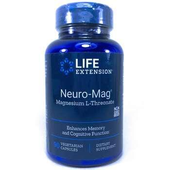Купить Neuro-Mag Magnesium L-Threonate 90 Vegetarian Capsules ( Neuro...