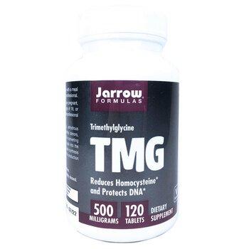 Купить Jarrow Formulas TMG Trimethylglycine 500 mg 120 Tablets