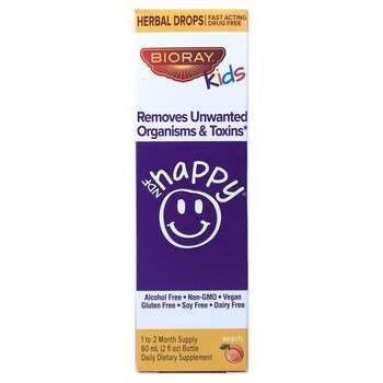 Купить Kids NDF Happy Removes Unwanted Organisms & Toxins 60 ml