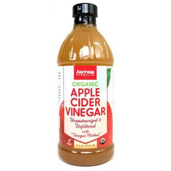 Купить Jarrow Formulas Organic Apple Cider Vinegar 473 ml