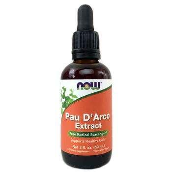 Купить Pau D'Arco Extract 60 ml (Пау Дарко рідкий екстракт 60 мл)