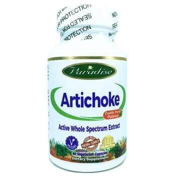 Купить Artichoke 60 Vegetarian Capsules (Артишок  60 Вегетарианские к...