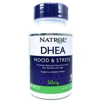 Купить Natrol DHEA 50 mg 60 Tablets