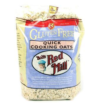 Купить Quick Cooking Oats Gluten Free 907 g
