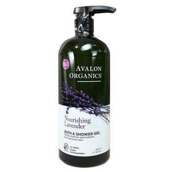 Купить Bath Shower Gel Lavender 946 ml (Авалон Органікс Гель для душа...