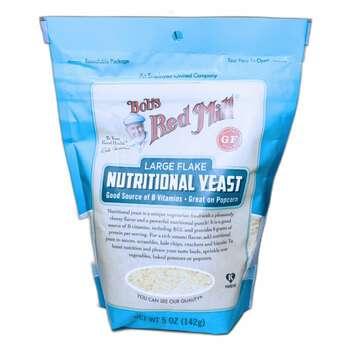 Купить Large Flake Nutritional Yeast Gluten Free 142 g