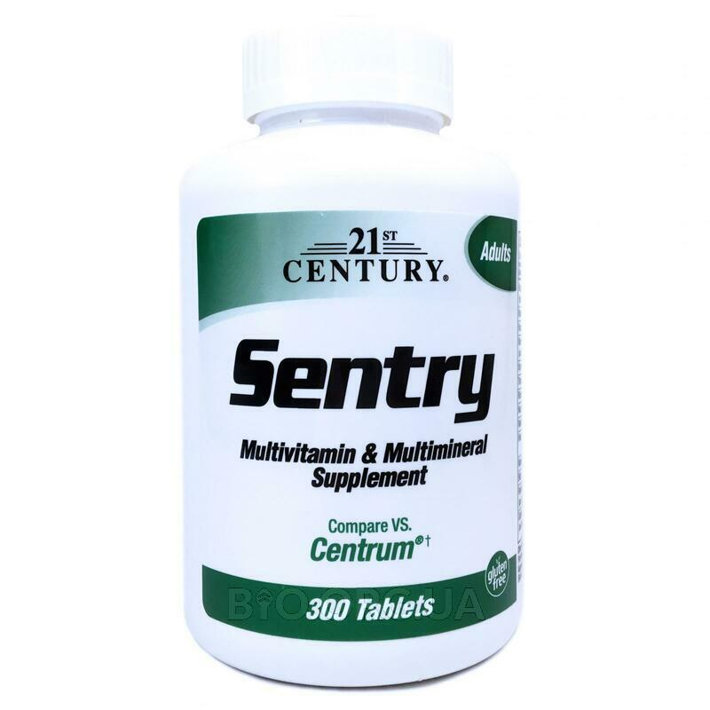 Мультивитамины и минералы 300 таблеток фото товара