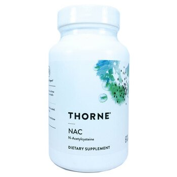 Купить Thorne Research NAC 90 Capsules