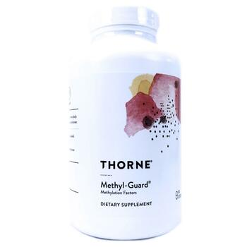 Купить Thorne Research Methyl Guard 180 Vegetarian Capsules