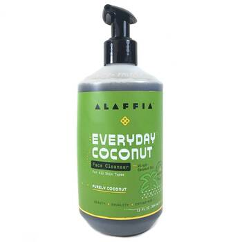 Купить Alaffia Ежедневное очищающее средство для лица с кокосом для в...