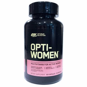 Купить Optimum Nutrition Opti Women Nutrient Optimization System 60 C...