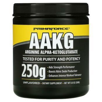 Купить Primaforce AAKG Arginine Alpha-Ketoglutarate Unflavored 250 g