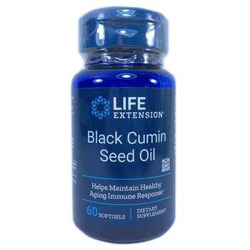 Купить Black Cumin Seed Oil 60 Softgels ( Масло з насіння Чорного Тми...