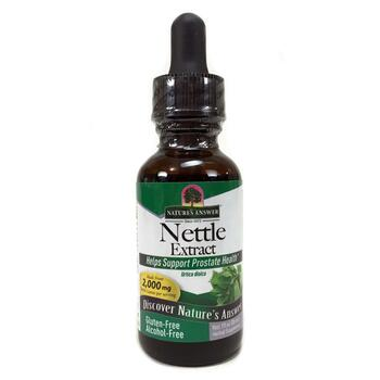 Купить Nature's Answer Nettle Urtica Dioica 2000 mg 30 ml