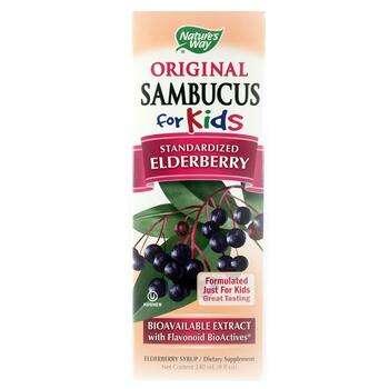 Купить Original Sambucus For Kids Elderberry 240 ml