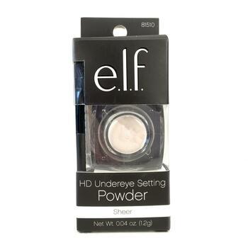 Купить E.L.F. Cosmetics Under Eye Setting Powder High Definition Shee...