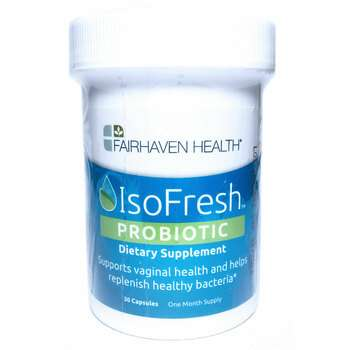 Купить IsoFresh Probiotic 30 Capsules (Fairhaven ІзоФреш Пробіотик дл...