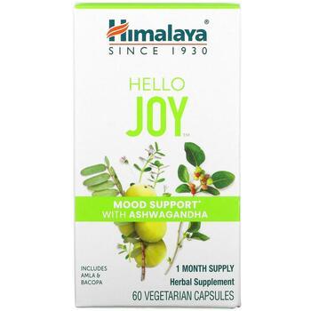 Купить Hello Joy Mood Support With Ashwagandha 60 Vegetarian Capsules