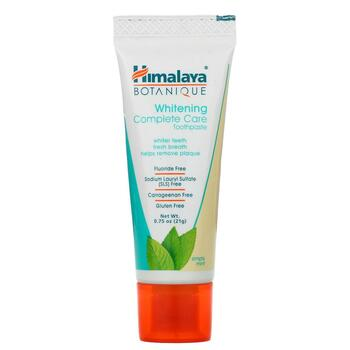 Купить Himalaya Whitening Mint Travel Toothpaste Simply Mint 21 g
