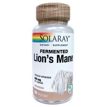 Купить Fermented Mushroom Lion's Mane 60 Capsules