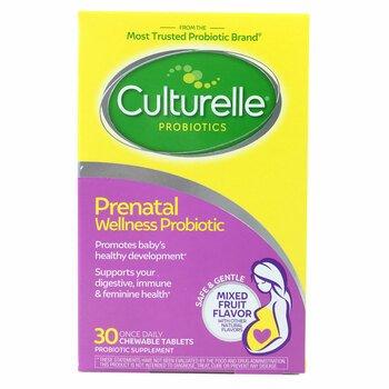 Купить Culturelle Пренатальный пробиотик 30 таблеток