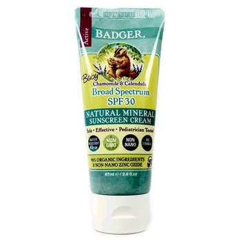 Купить Baby Sunscreen Cream Broad Spectrum SPF 30 Chamomile Calendula...