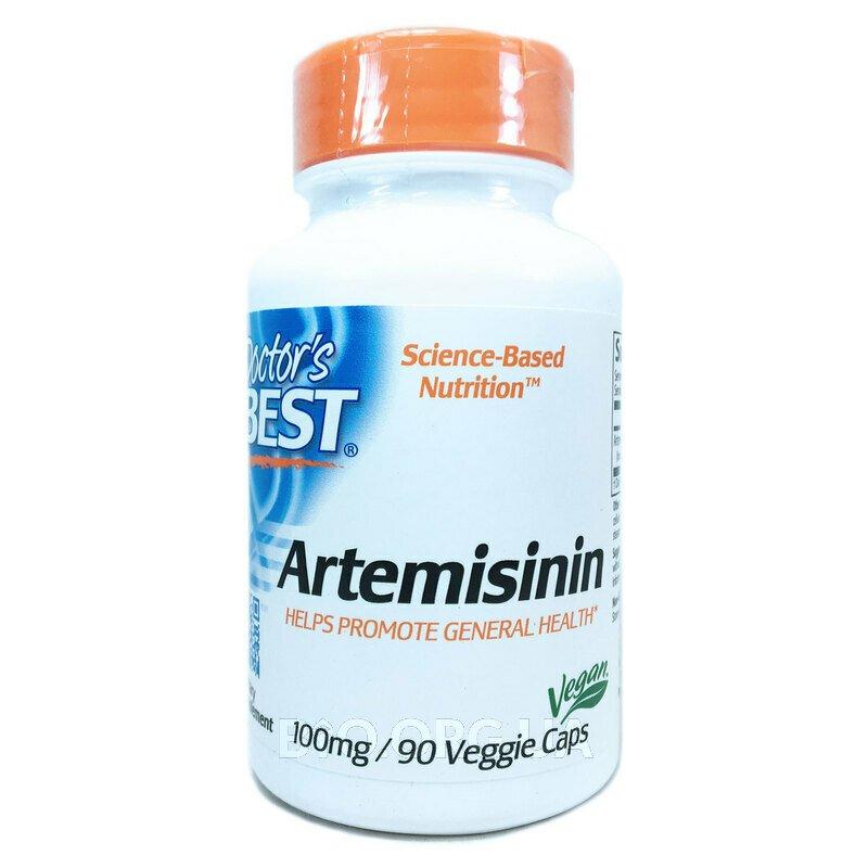 Артемизинин 100 мг 90 капсул фото товара