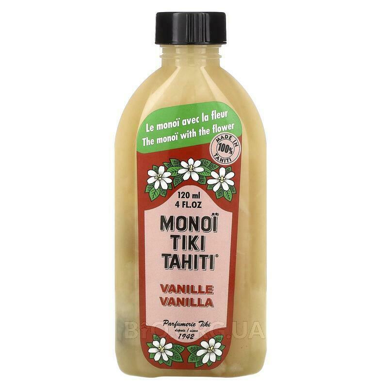 Тиаре кокосове масло и ваниль фото товара