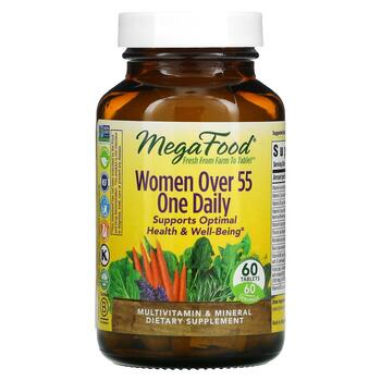 Купить MegaFood Women Over 55 One Daily 60 Tablets