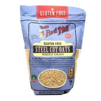 Купить Steel Cut Oats Whole Grain Gluten Free 680 g