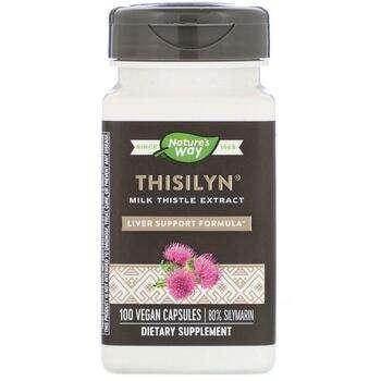 Купить Thisilyn Liver Support Formula 100 Capsules