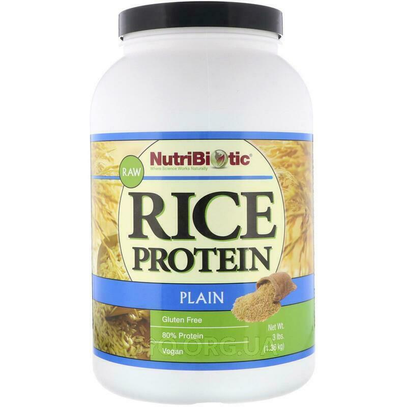Рисовый протеин белок 136 кг фото товара