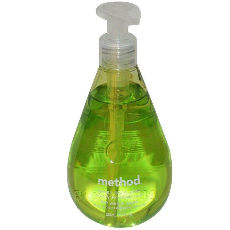 Hand Wash Green Tea Aloe Vera 354 ml фото товара
