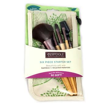 Купить EcoTools Bamboo 6 Piece Brush