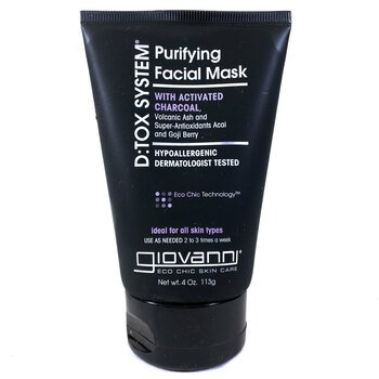 Купить Giovanni D tox System Purifying Facial Mask 113 g