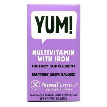 Купить Iron Multivitamin Infants 50 ml ( Рідке залізо для немовлят з ...