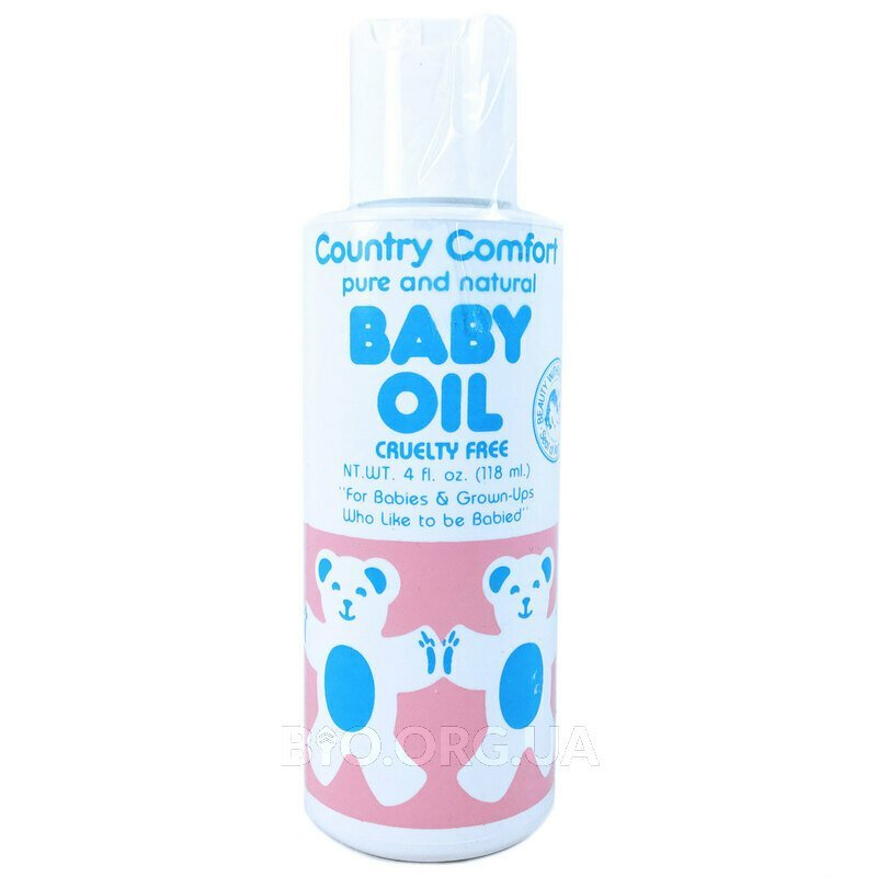 Country Comfort Baby Oil 118 ml