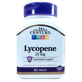 Купить Lycopene 25 mg 60 Tablets (Лікопін  25 мг 60 таблеток)