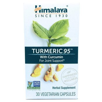 Купить Himalaya Turmeric 95 30 Vegetarian Capsules