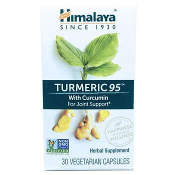 Купить Turmeric 95 30 Vegetarian Capsules
