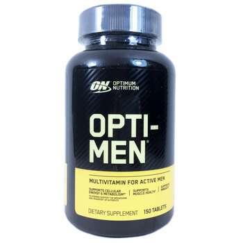 Купить Optimum Nutrition Opti-Men 150 Tablets