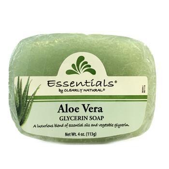 Купить Essentials Pure & Natural Glycerine Soap Aloe Vera 113 g