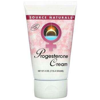 Купить Natural Progesterone Cream 113.4 g ( Натуральный прогестеронов...