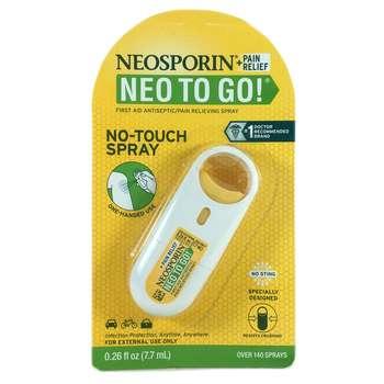 Купить Neo To Go 7.7 ml (Неоспорін Спрей Neo To Go 7,7 мл)