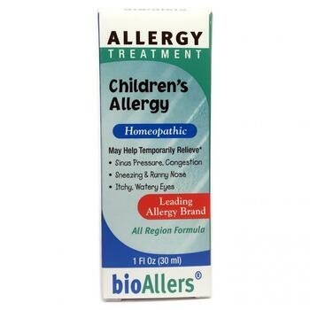 Купить NatraBio Allergy Treatment Children's Allergy 30 ml